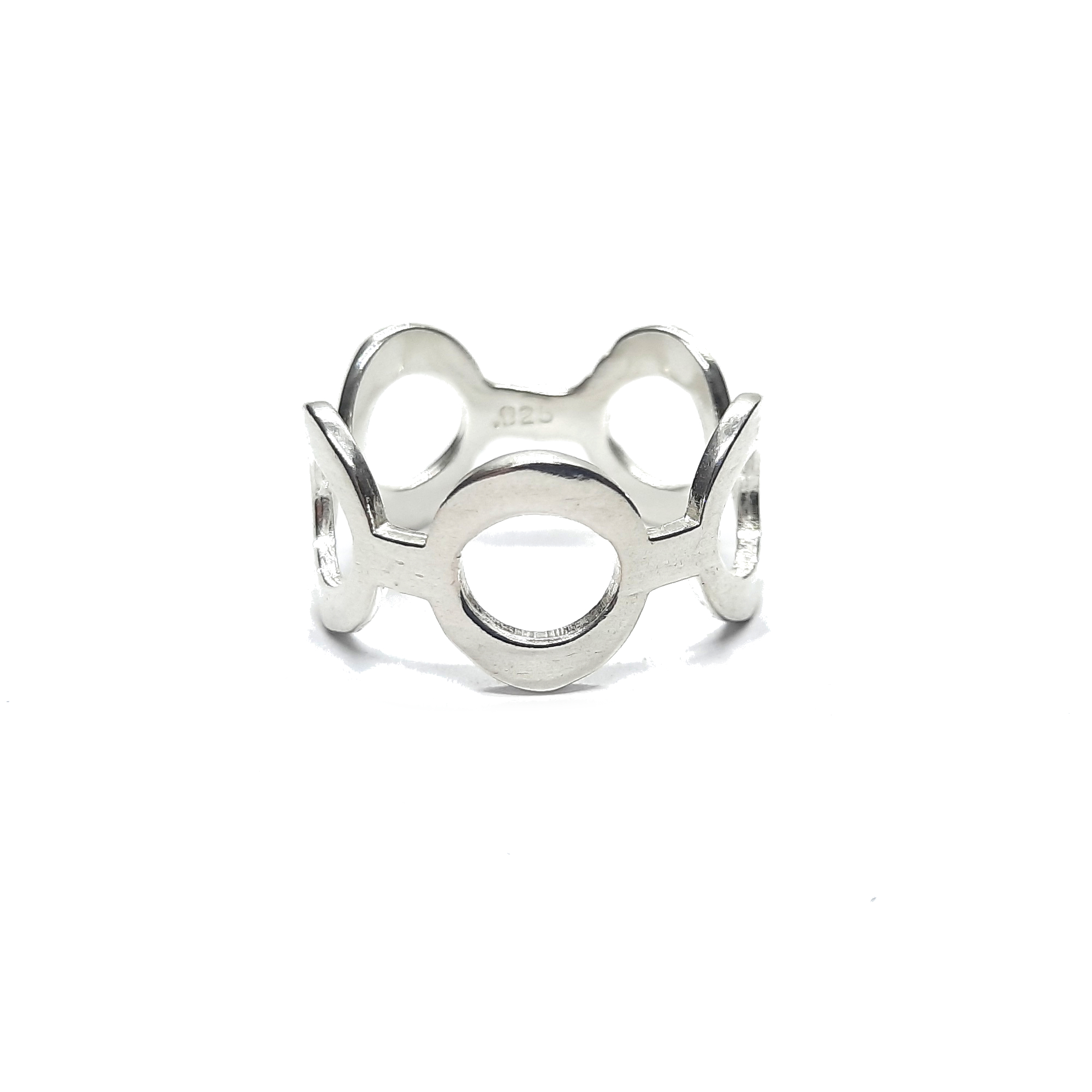Silver ring - R002219