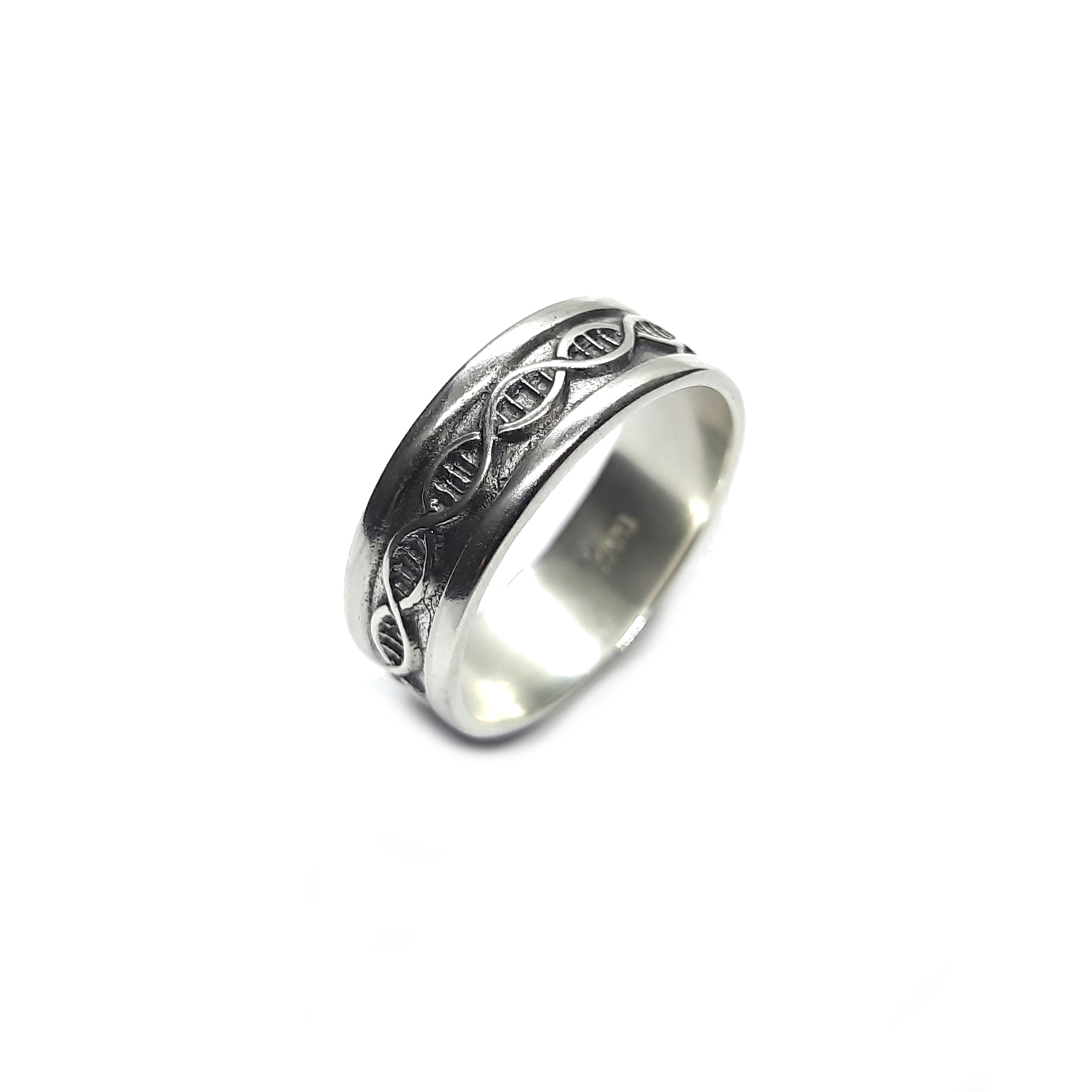 Silver ring - R002220