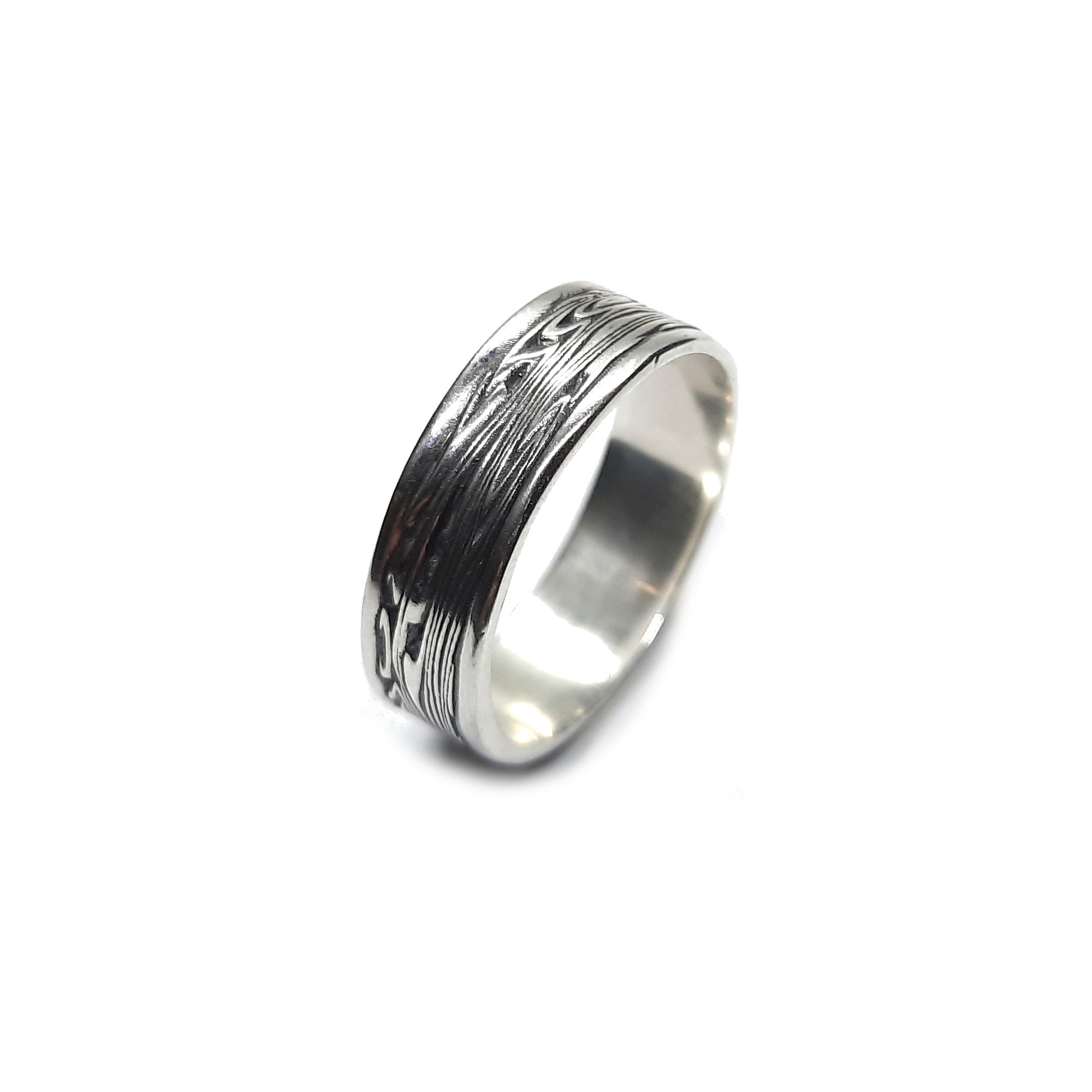 Silver ring - R002221