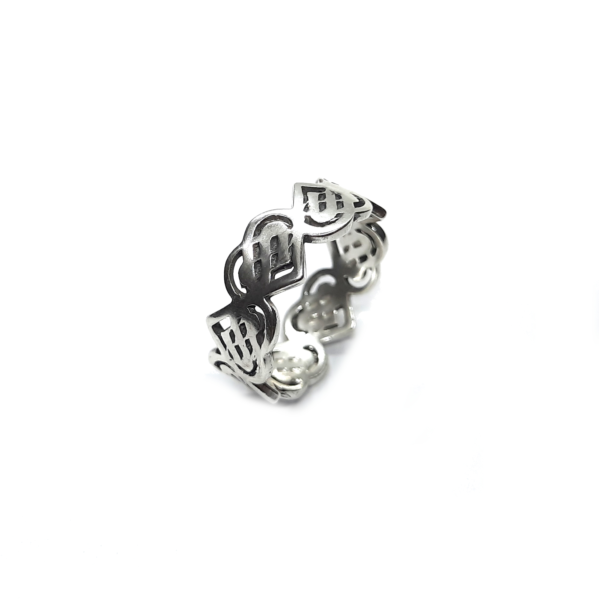 Silver ring - R002222