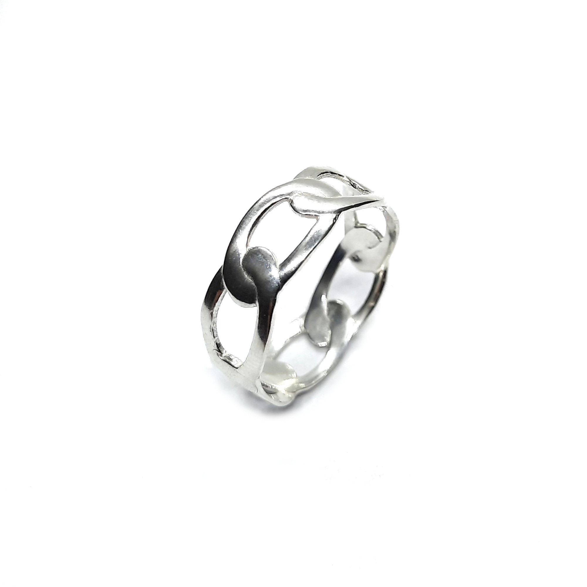 Silver ring - R002227