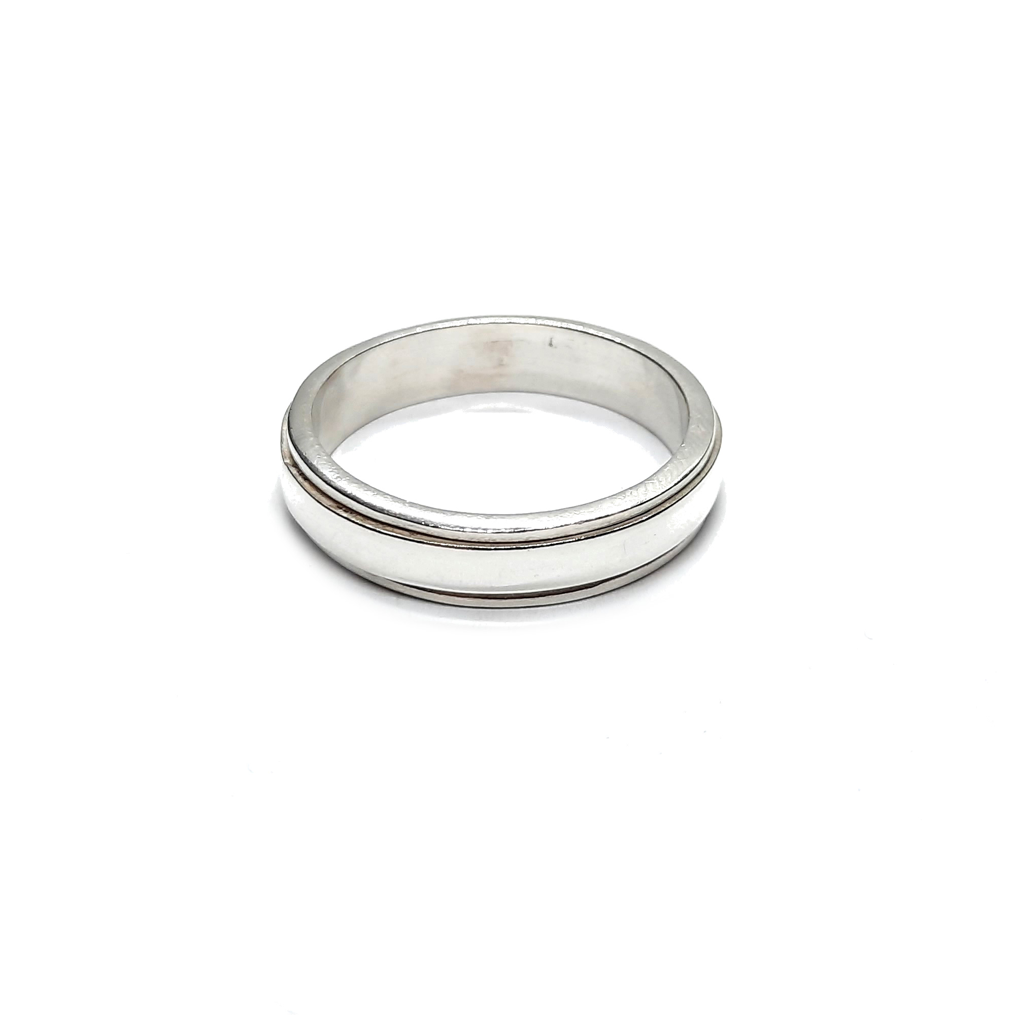 Silver ring - R002230