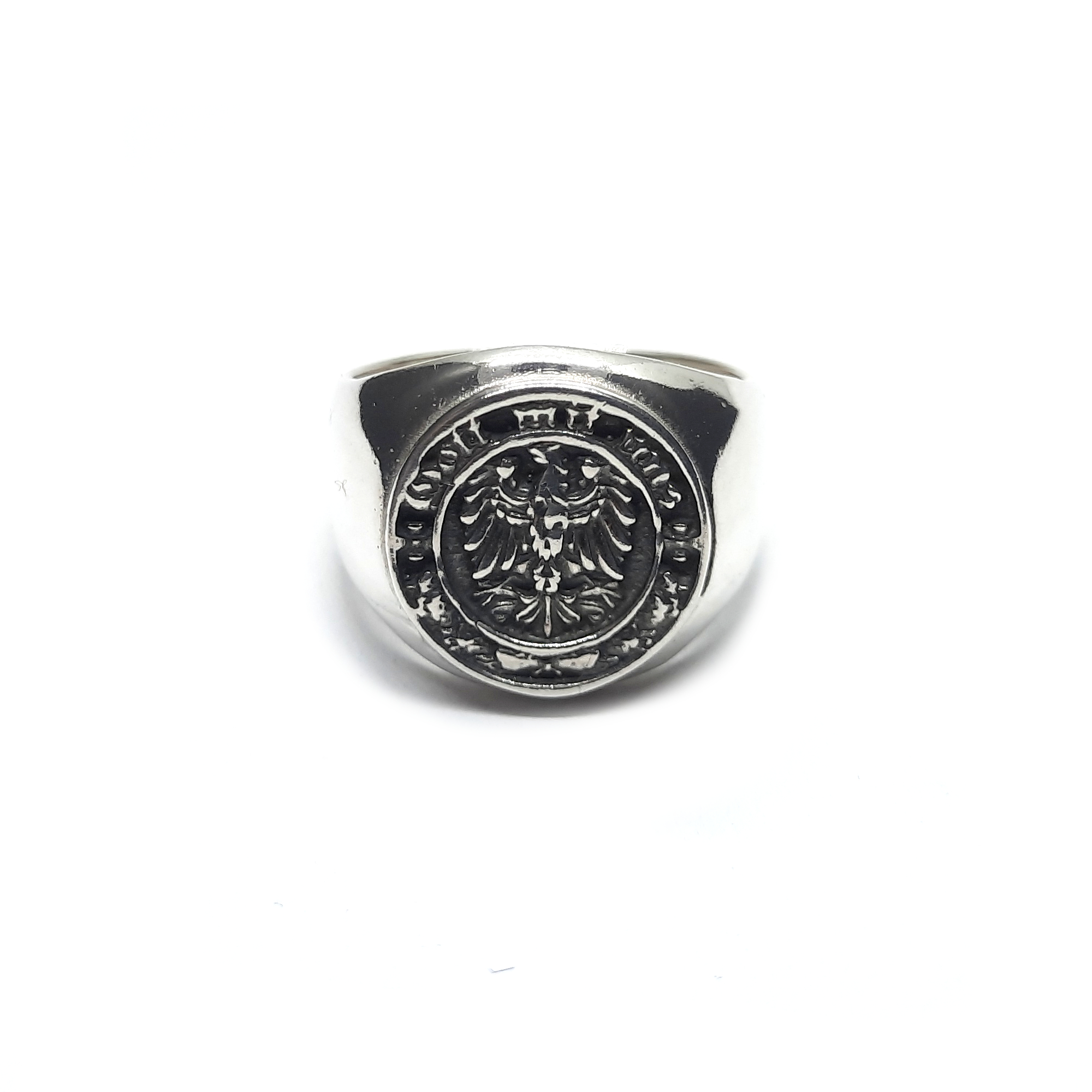 Silver ring - R002239