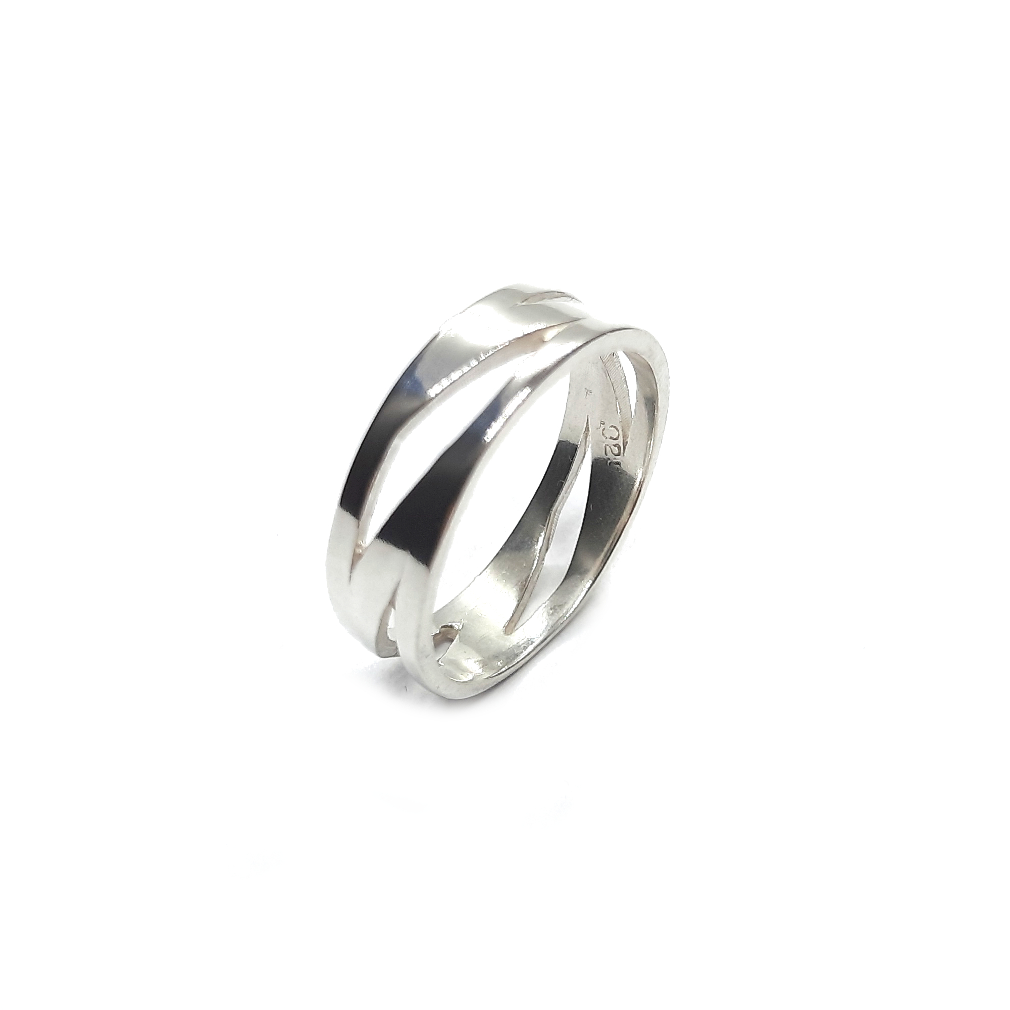 Silver ring - R002242