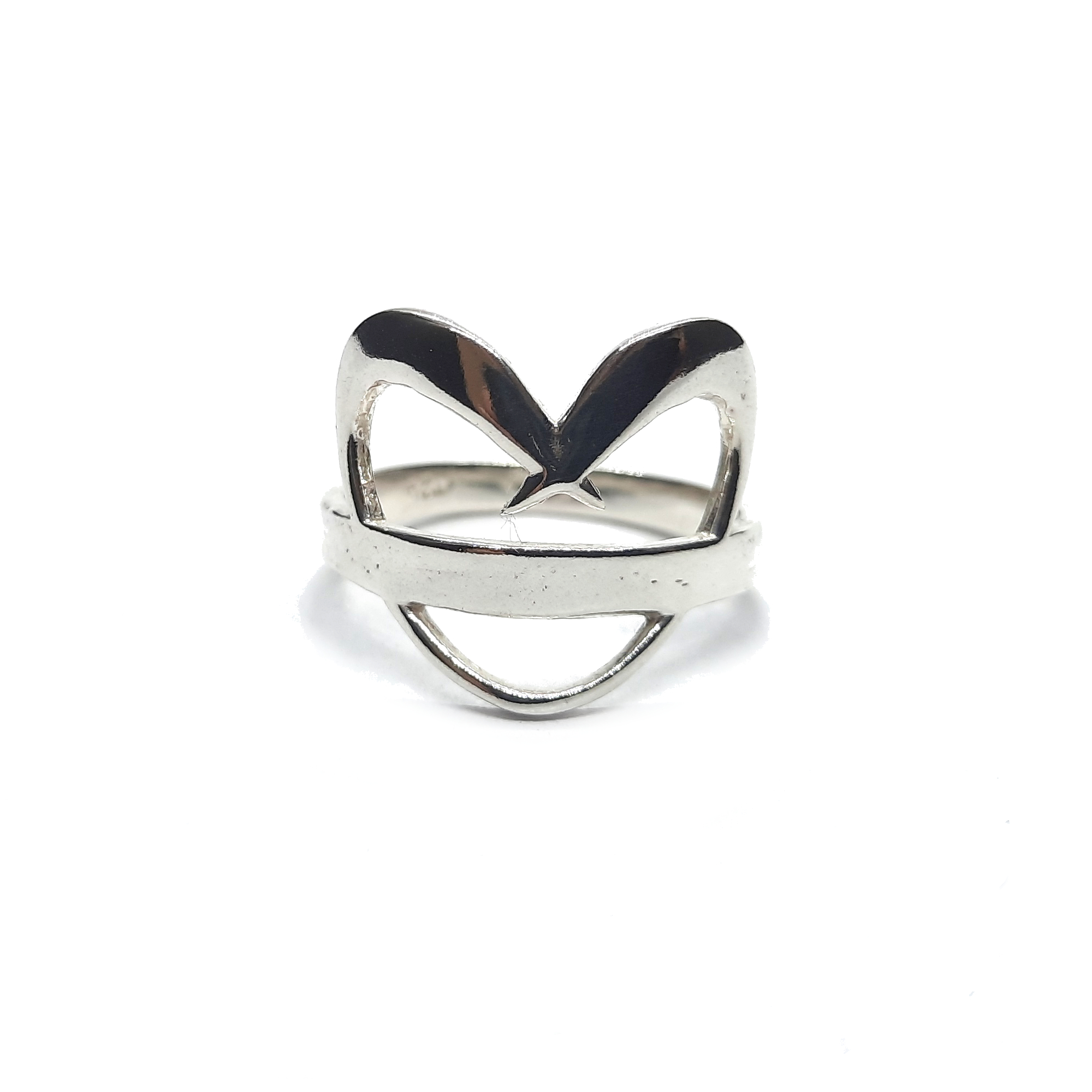 Silver ring - R002246