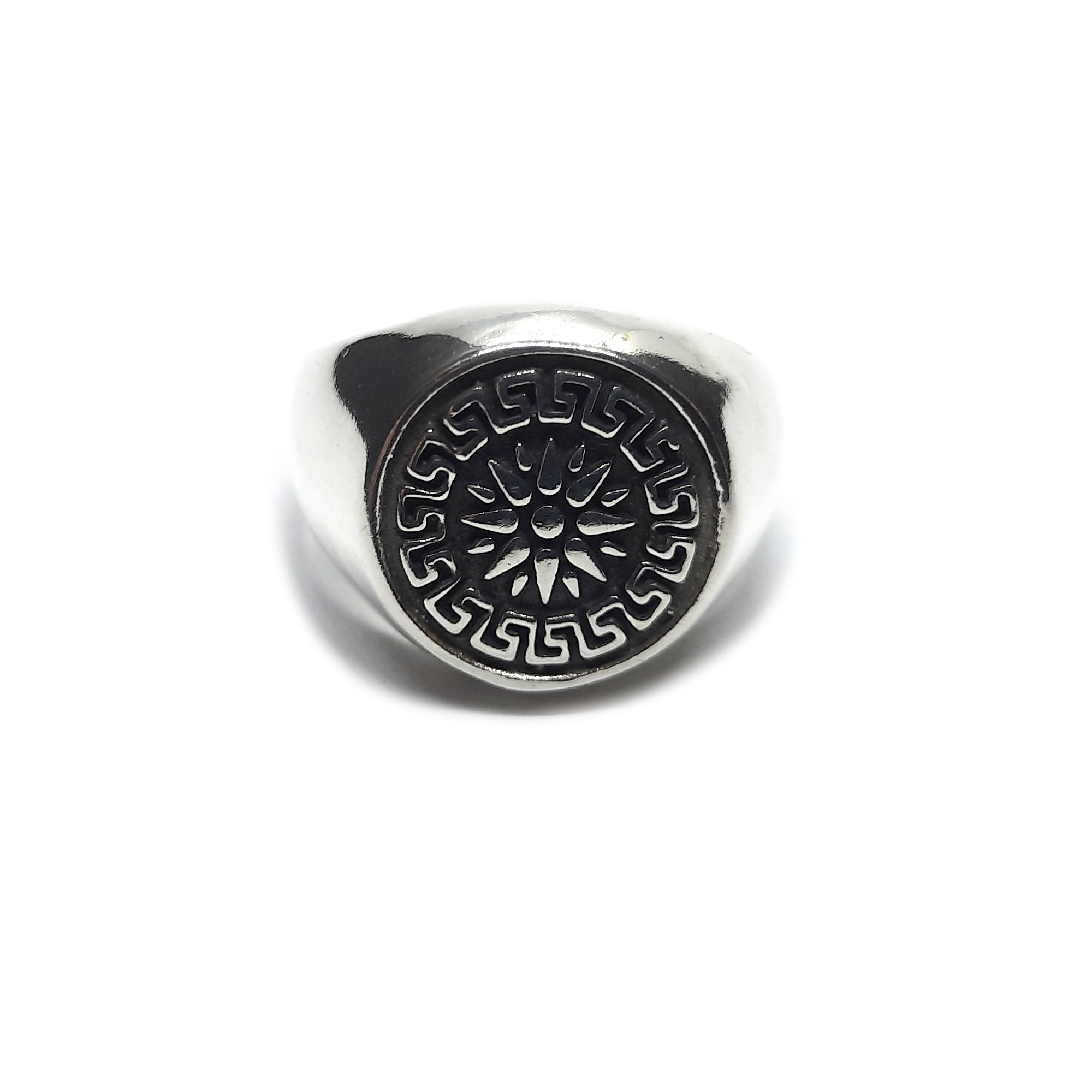 Silver ring - R002254