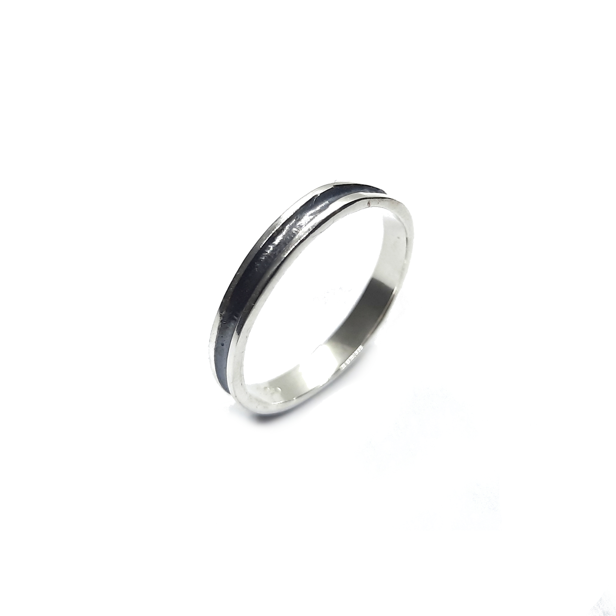 Silver ring - R002257