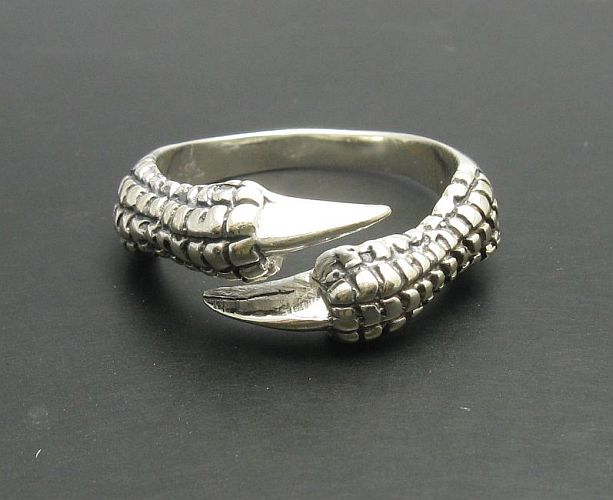 Silver ring - R000163
